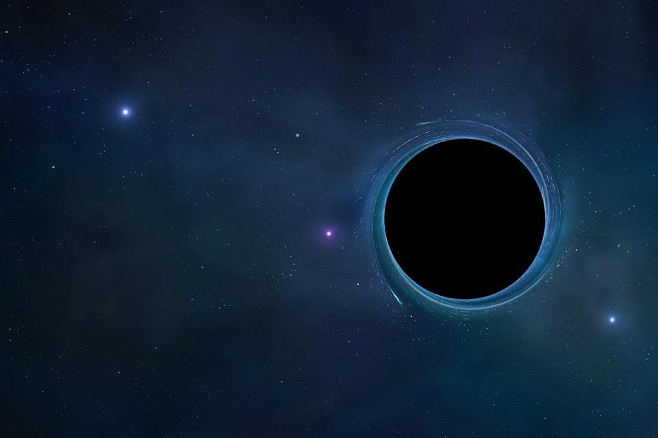 Imagem de Buraco negro criado em laboratório confirma teoria de Stephen Hawking no tecmundo