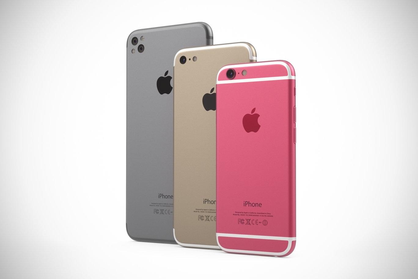 Imagem de iPhone 7 não terá câmera dupla; lente com OIS praticamente confirmada no tecmundo