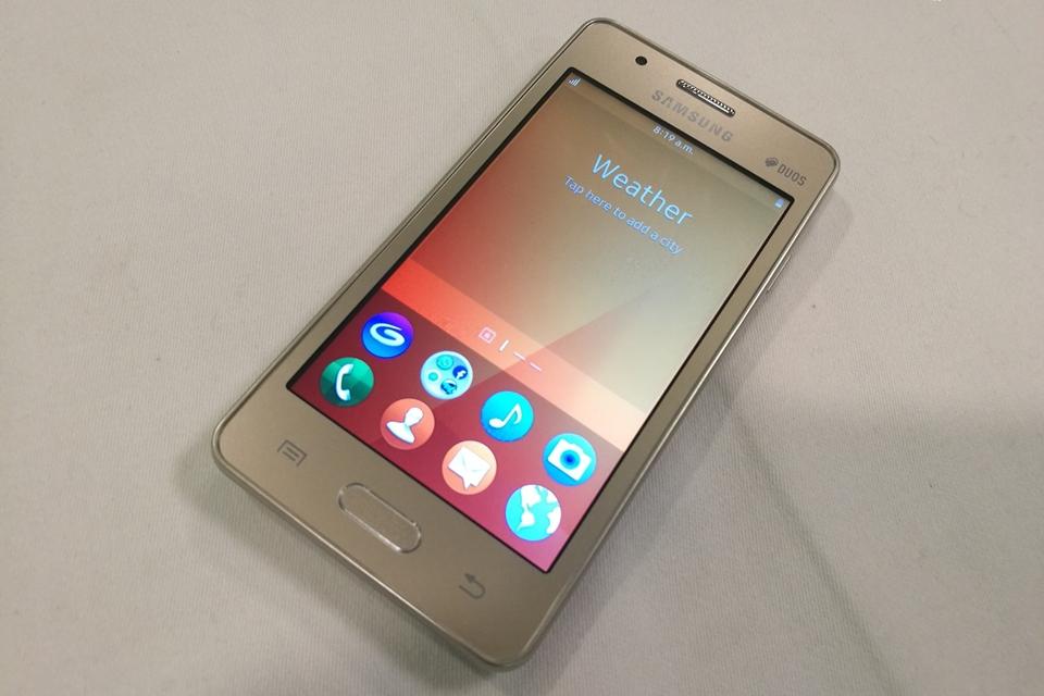 Imagem de Samsung anuncia oficialmente seu terceiro smartphone com Tizen, o Z2 no tecmundo