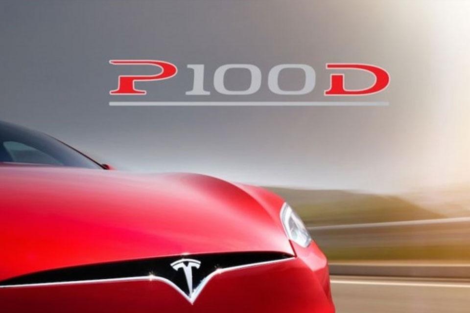 Imagem de De 0 a 100 em 2,5 segundos: este é o novo Tesla Model S P100D no tecmundo