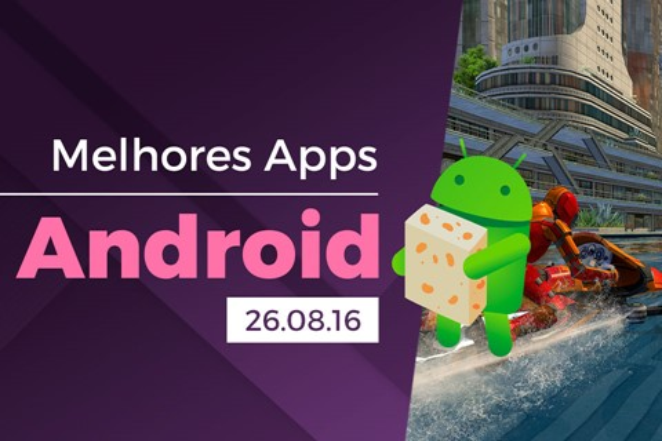 Imagem de Melhores apps para Android: 26/08/2016 [vídeo] no tecmundo
