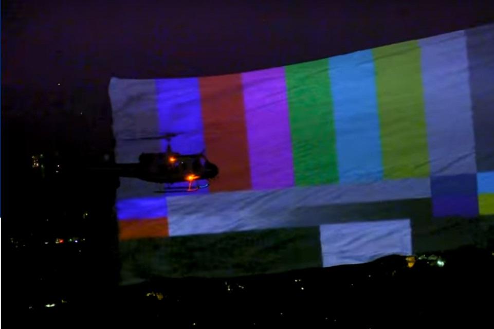 Imagem de Helicópteros e trailer: MTV bate recorde mundial para divulgar VMA no tecmundo