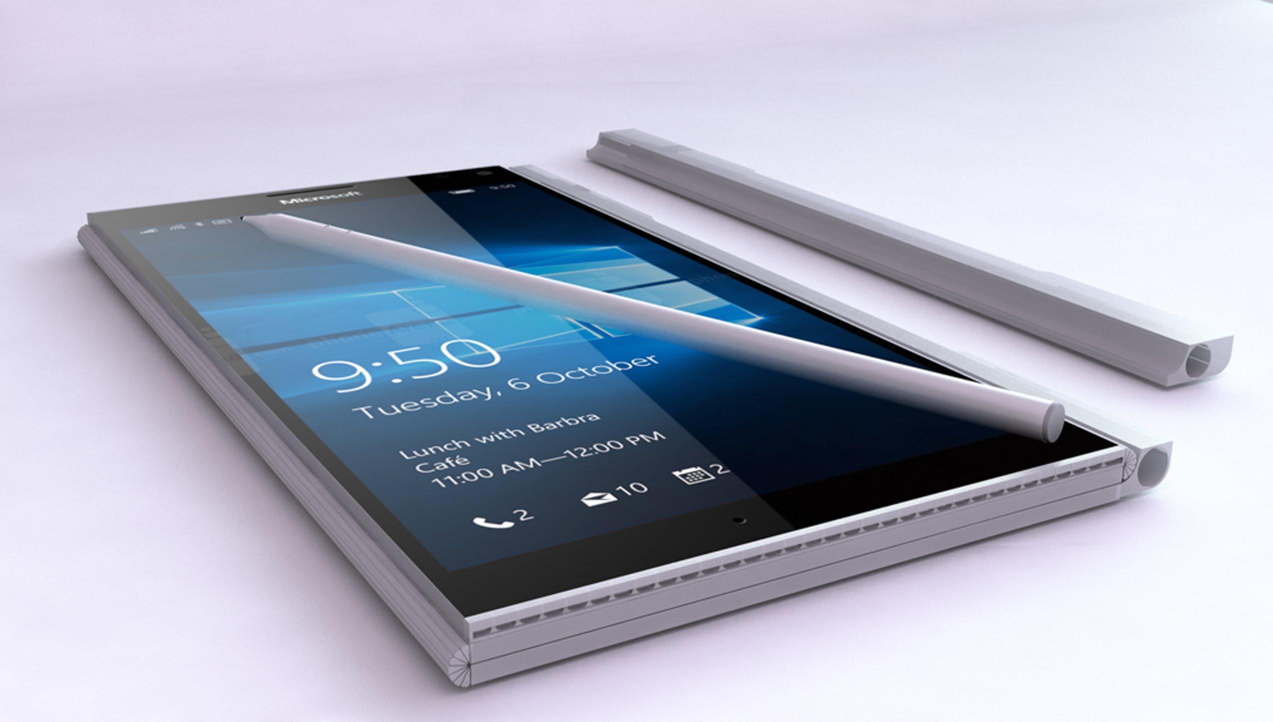Imagem de Surface Phone da Microsoft pode ser lançado em setembro na IFA 2016 [rumor] no tecmundo