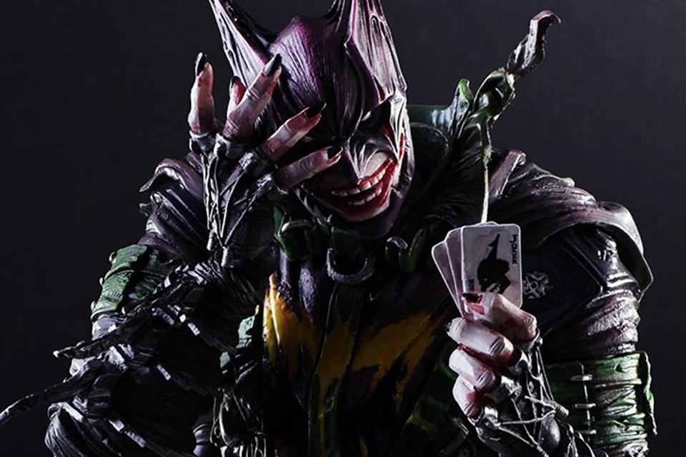 Imagem de Square Enix redesenha vilões do Batman e o resultado são figures de babar no tecmundo