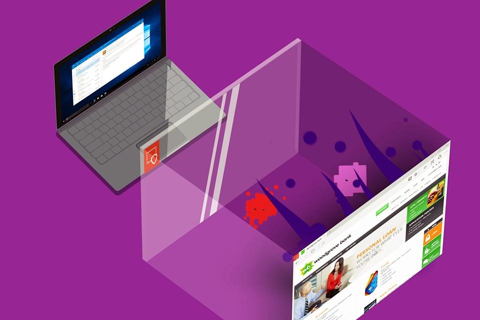 Imagem de Seguro: Microsoft Edge que rodar em máquina virtual para proteger o seu PC  no tecmundo