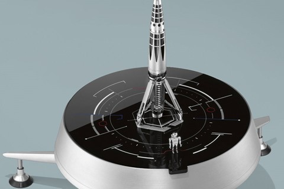 Imagem de Tem R$ 60 mil sobrando? Então você pode comprar a nova caneta Astrograph no tecmundo