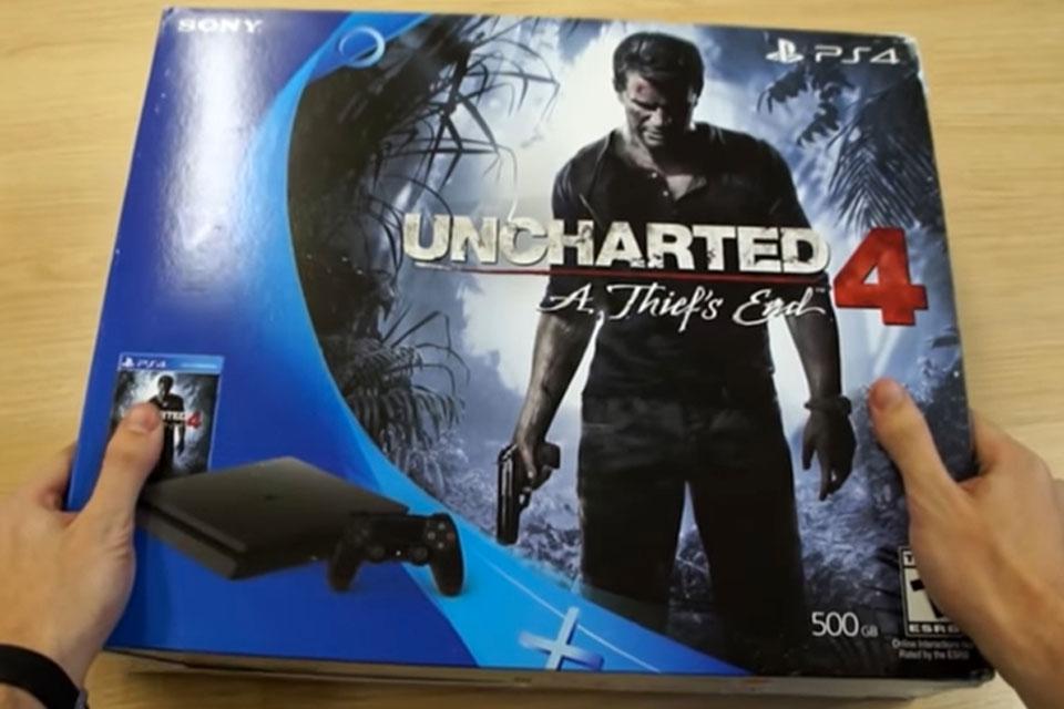 Imagem de Confira nosso unboxing do PlayStation 4 Slim [vídeo] no tecmundo