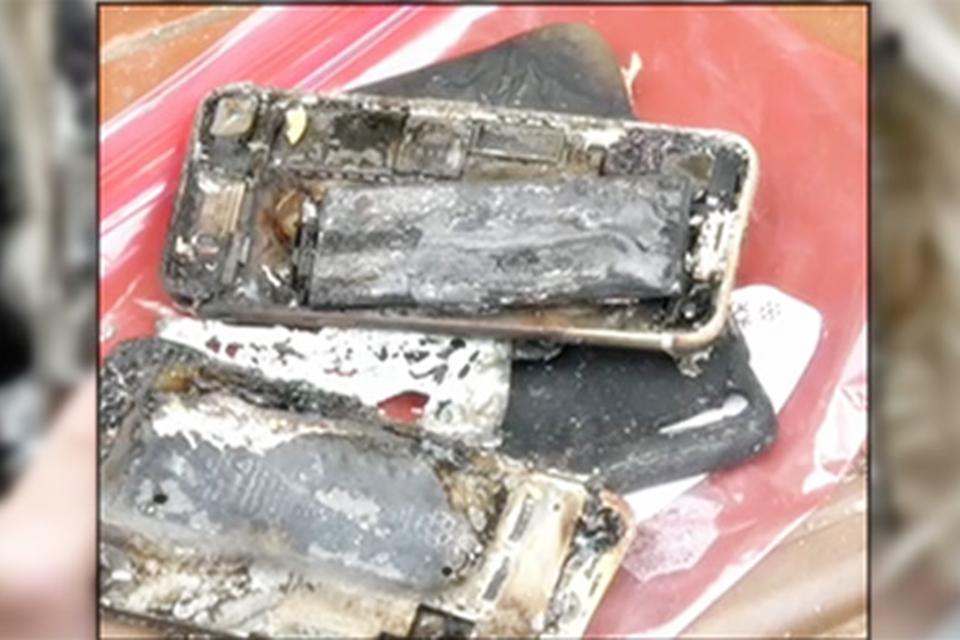 Imagem de Ironia: iPhone 7 pega fogo e incendeia carro de surfista australiano no tecmundo