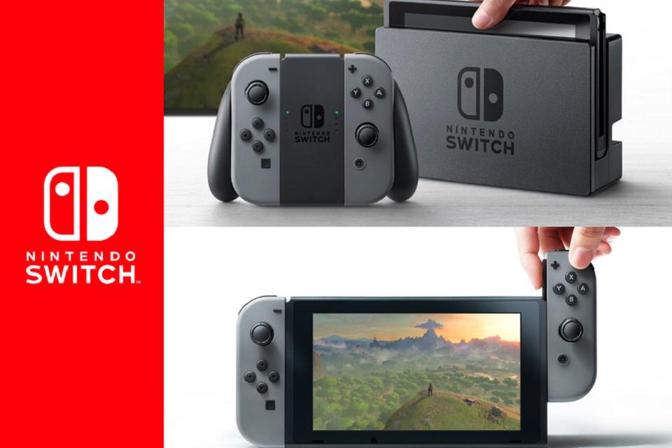 Imagem de Potência do Nintendo Switch será carregada pela NVIDIA no tecmundo