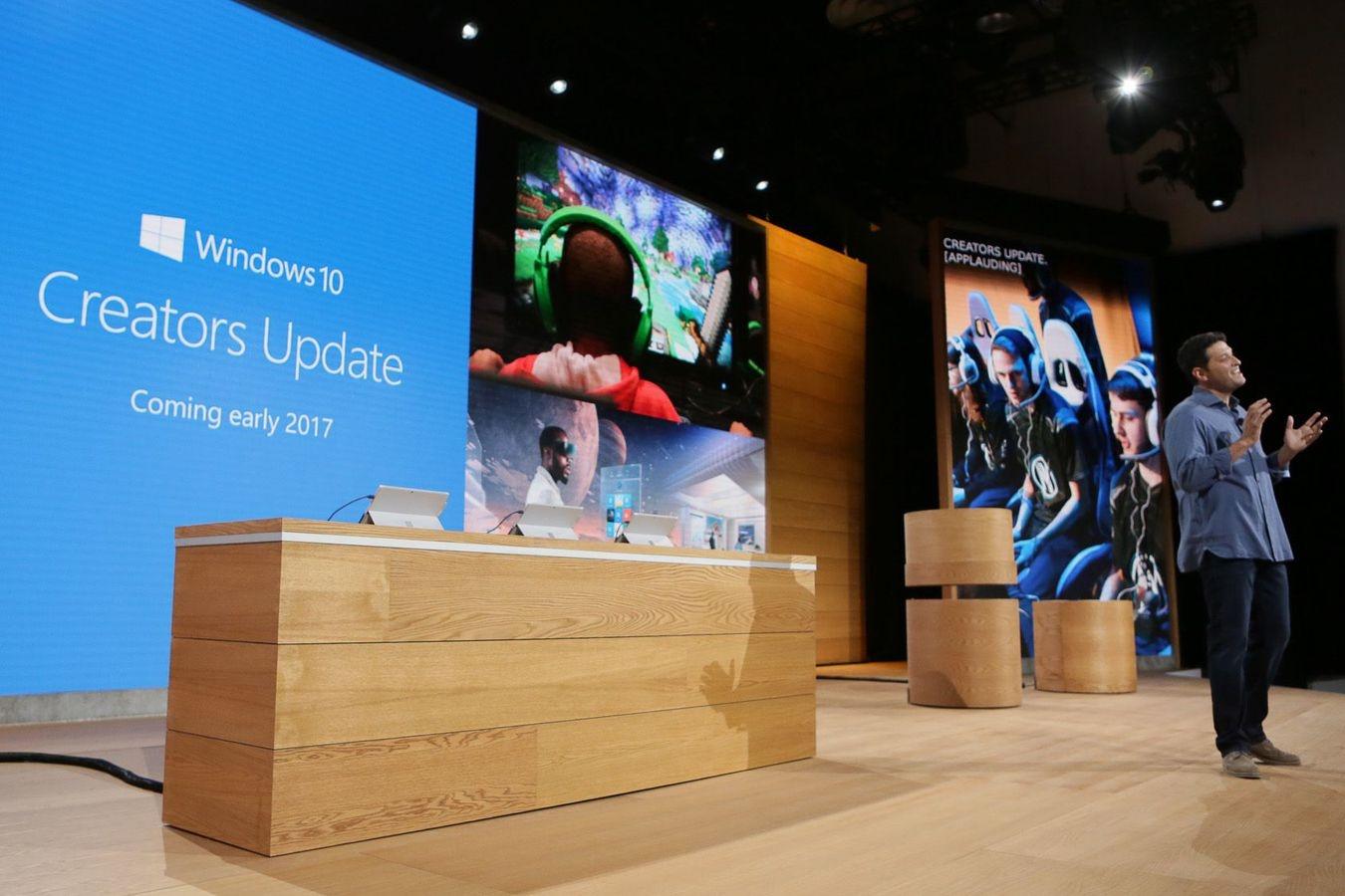 """Imagem de """"Creators Update"""": nova grande atualização do Windows 10 é anunciada no tecmundo"""