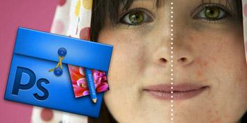 Imagem de Photoshop: 5 retoques diferentes para você ficar bem na foto no site TecMundo