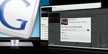 Imagem de Google TV coloca lado a lado programação de televisão e sistemas de busca no site TecMundo