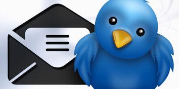 Imagem de Como mandar mensagens diretas do Twitter para pessoas que não seguem você no site TecMundo
