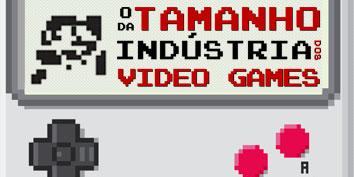 Imagem de O tamanho da indústria dos vídeo games [infográfico] no site TecMundo