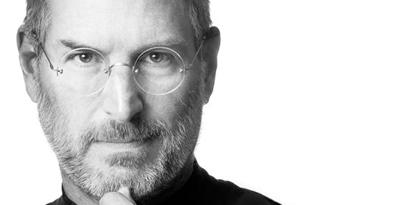 Imagem de Jobs, admirado não só no mundo da tecnologia mas pelos designers no site TecMundo