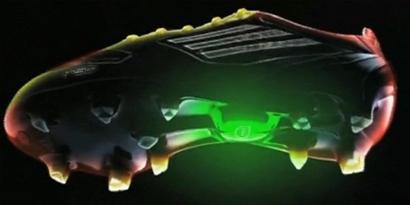 Imagem de Messi usará chuteira com chip para guardar dados de jogo no site TecMundo