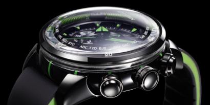 Imagem de Conheça o relógio de pulso que acerta o horário por meio de satélites [vídeo] no site TecMundo