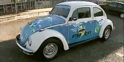 Imagem de Fusca vira carro elétrico no interior do Paraná no site TecMundo