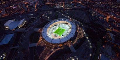Imagem de Bunkers subterrâneos garantirão segurança das Olimpíadas 2012 no site TecMundo