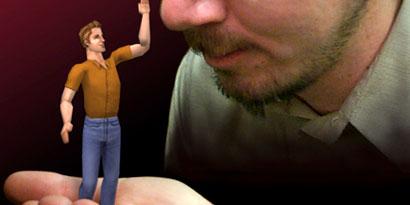 Imagem de HiveMind é o nome do novo game de Will Wright,  criador de The Sims no site TecMundo
