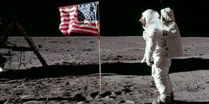 Imagem de O homem foi ou não à Lua? no site TecMundo