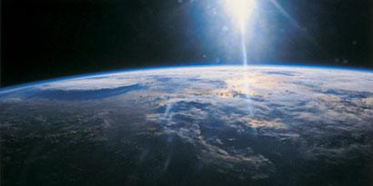 Imagem de O que aconteceria se a Terra parasse de girar? no site TecMundo