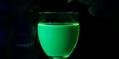 Imagem de Líquido fluorescente [Iberê] no site TecMundo