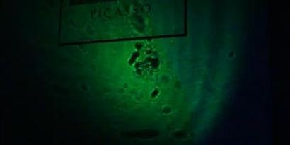 Imagem de Microscópio caseiro com laser e seringa [Iberê] no site TecMundo