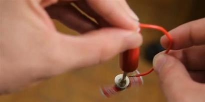 Imagem de Minimotor elétrico [Iberê] no site TecMundo