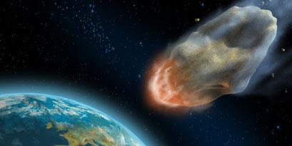 Imagem de É possível pousar em um asteroide? no site TecMundo