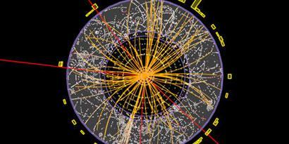 Imagem de Bóson de Higgs: cientistas estão mais próximos da Partícula de Deus no site TecMundo