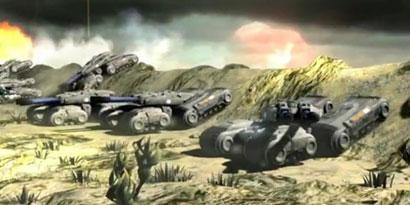Imagem de EA anuncia MMO de browser da franquia Command & Conquer no site TecMundo