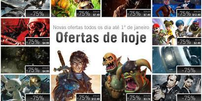 Imagem de Protejam as suas carteiras! Temporada de promoções no Steam começou! no site TecMundo