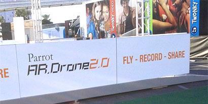 Imagem de Parrot AR. Drone2.0 deve trazer novidades na CES 2012 no site TecMundo