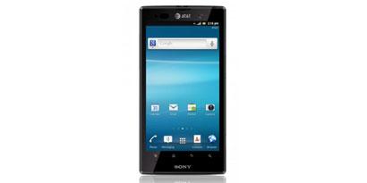 Imagem de AT&T anuncia smartphone Sony Xperia Ion no site TecMundo