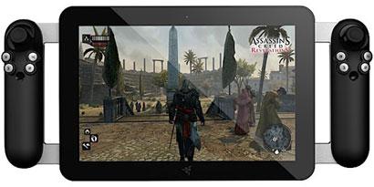 Imagem de Novo tablet da Razer é capaz de rodar jogos de PC no site TecMundo