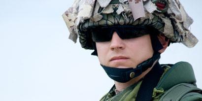Imagem de Cobra-robô do exército americano pode substituir soldados em missões perigosas no site TecMundo