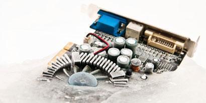 Imagem de Phase Change: seu processador rodando a -40 °C no site TecMundo