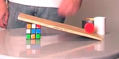 Imagem de Confira o vídeo que parece enganar a gravidade no site TecMundo