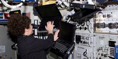 Imagem de ThinkPad: o laptop que foi para o espaço completa 20 anos no site TecMundo