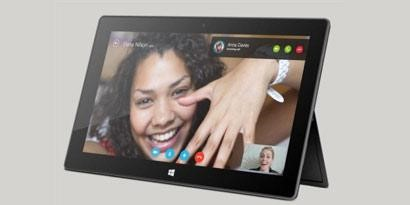 Imagem de Microsoft revela novo visual do Skype para Windows 8 no site TecMundo