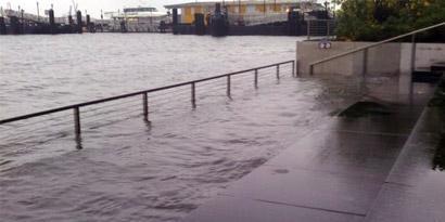 Imagem de Furacão Sandy pode inundar o metrô de NY no site TecMundo