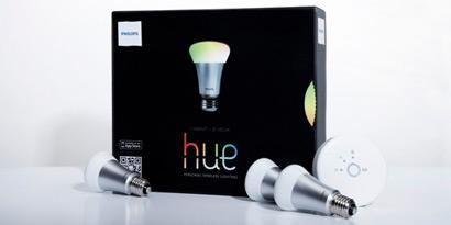 Imagem de Philips anuncia lâmpadas LED coloridas que são controladas por smartphones no site TecMundo