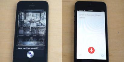 Imagem de Busca por voz da Google supera Siri do iPhone [vídeo] no site TecMundo