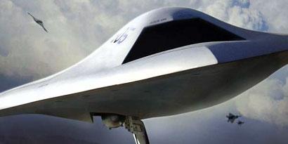 Imagem de X-47B: o primeiro avião de guerra sem piloto no site TecMundo