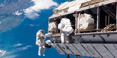Imagem de NASA está criando a Internet Interplanetária no site TecMundo