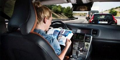 Imagem de Volvo quer carros sem motoristas já em 2014 no site TecMundo
