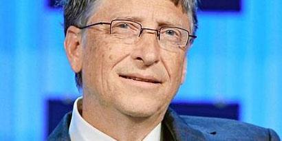 Imagem de Bill Gates é a quarta pessoa mais poderosa do mundo, diz Forbes no site TecMundo