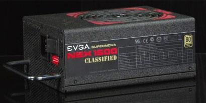Imagem de Conheça a fonte EVGA NEX1500 Supernova Classified [vídeo] no site TecMundo
