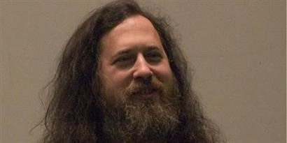 Imagem de Conversamos com Richard Stallman, o guru do software livre no site TecMundo